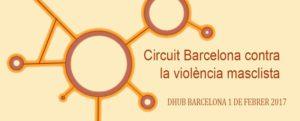 Presentació dels resultats Circuit Barcelona contra la violència masclista