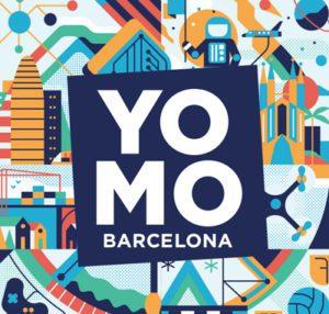 Festival YOMO Barcelona 2017. ApdCat.