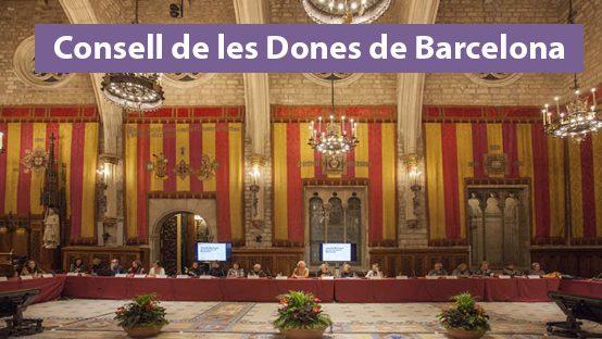 Plenari Consell de Dones de Barcelona
